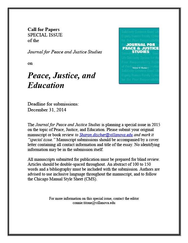 Essays/Publications