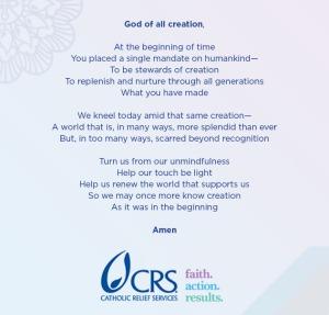 CRS Prayer